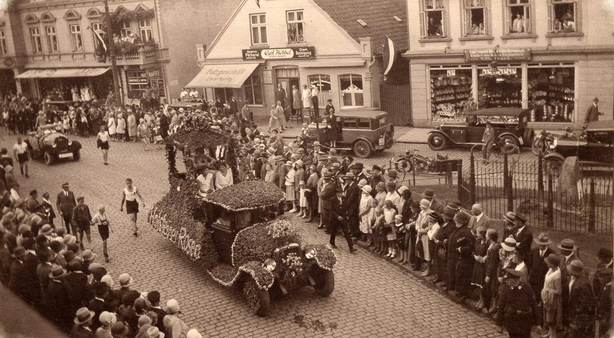 Rosenfest 1930