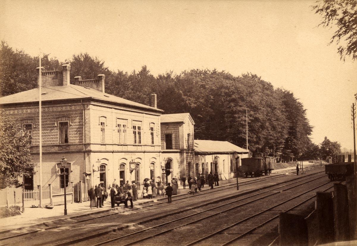 Pinneberger Bahnhof