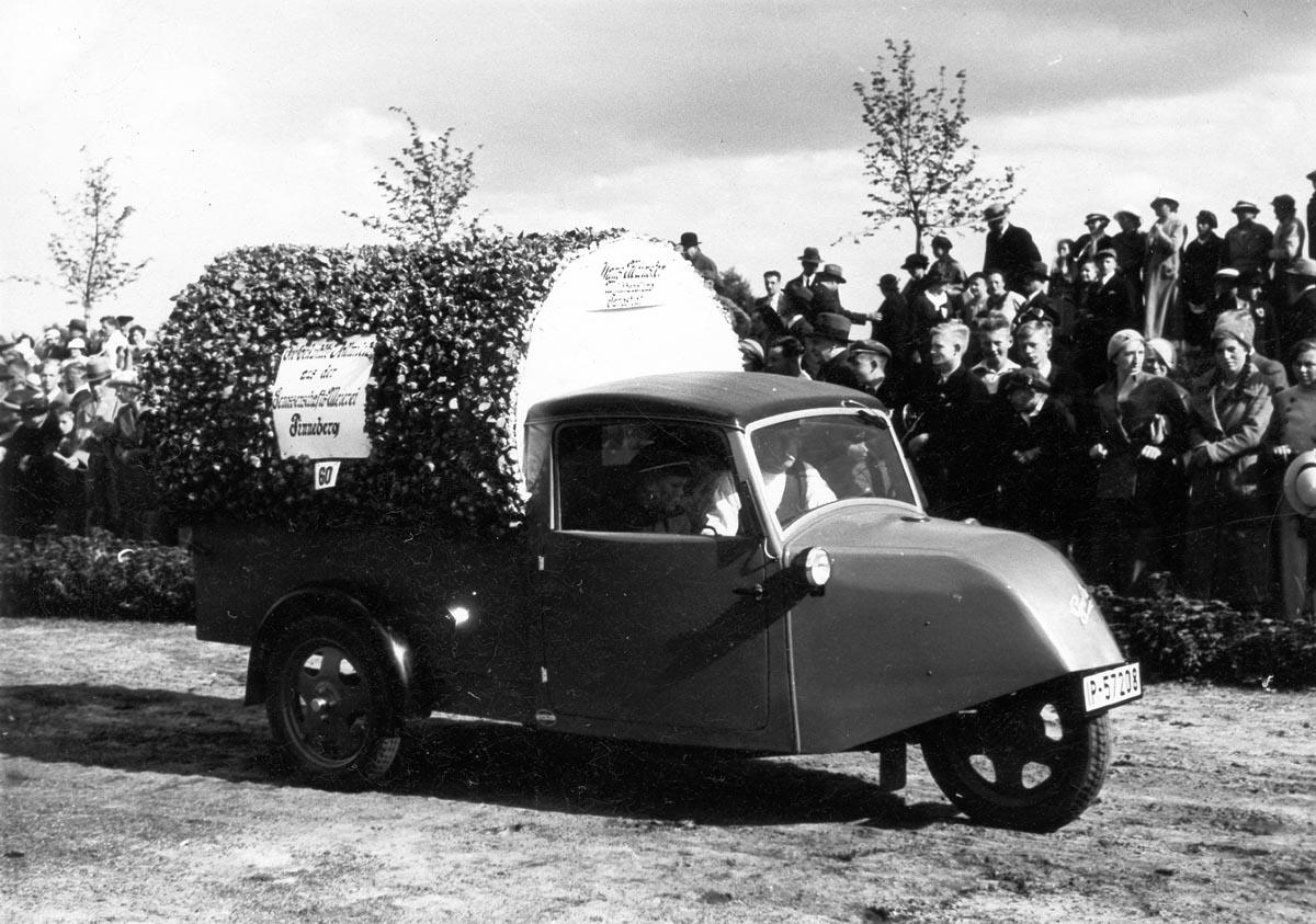 Die Geschichte der ILO Motorenwerk GmbH