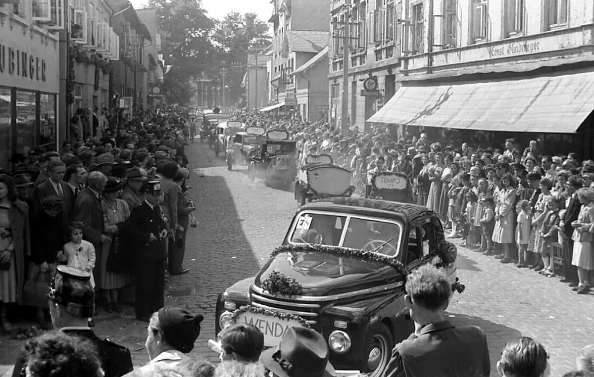 ILO Rosenfest 1950