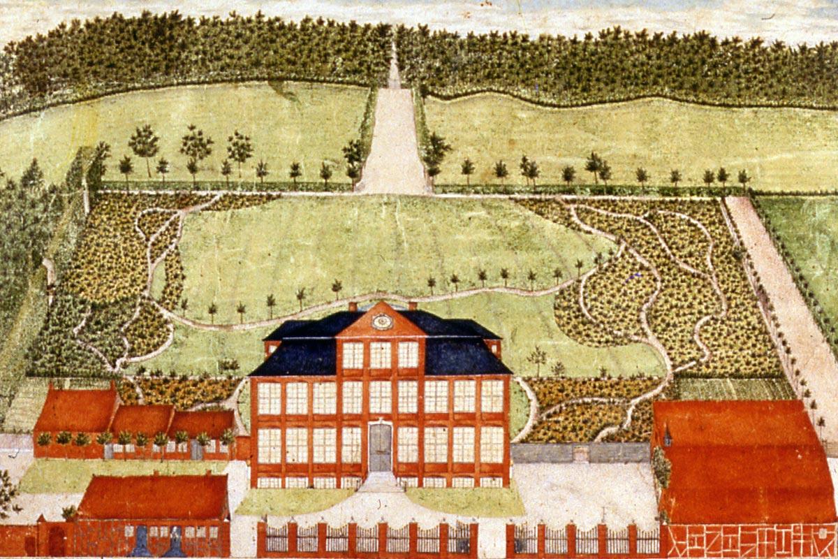Pinneberg historisch