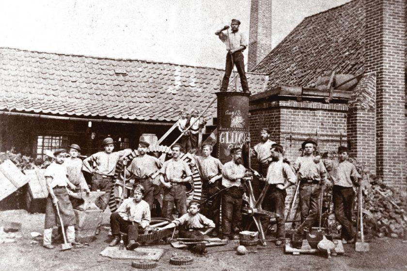 Pinneberg vor 1900, die ältesten Photographien
